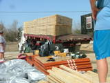 Truss Delivery to Project Should be Just Prior to Installation